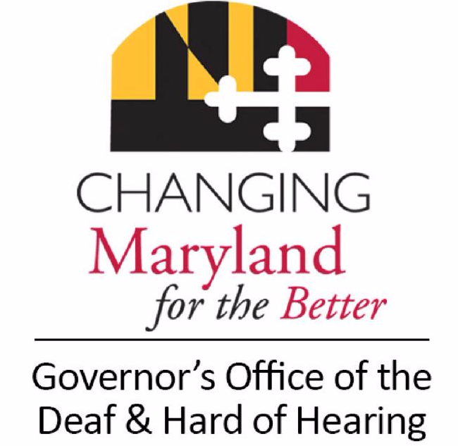 Governor's Office of the Deaf & Hard of Hearing Logo