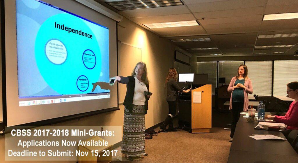 xx promo AC meeting mini grant Lisa Gastelle and Erin