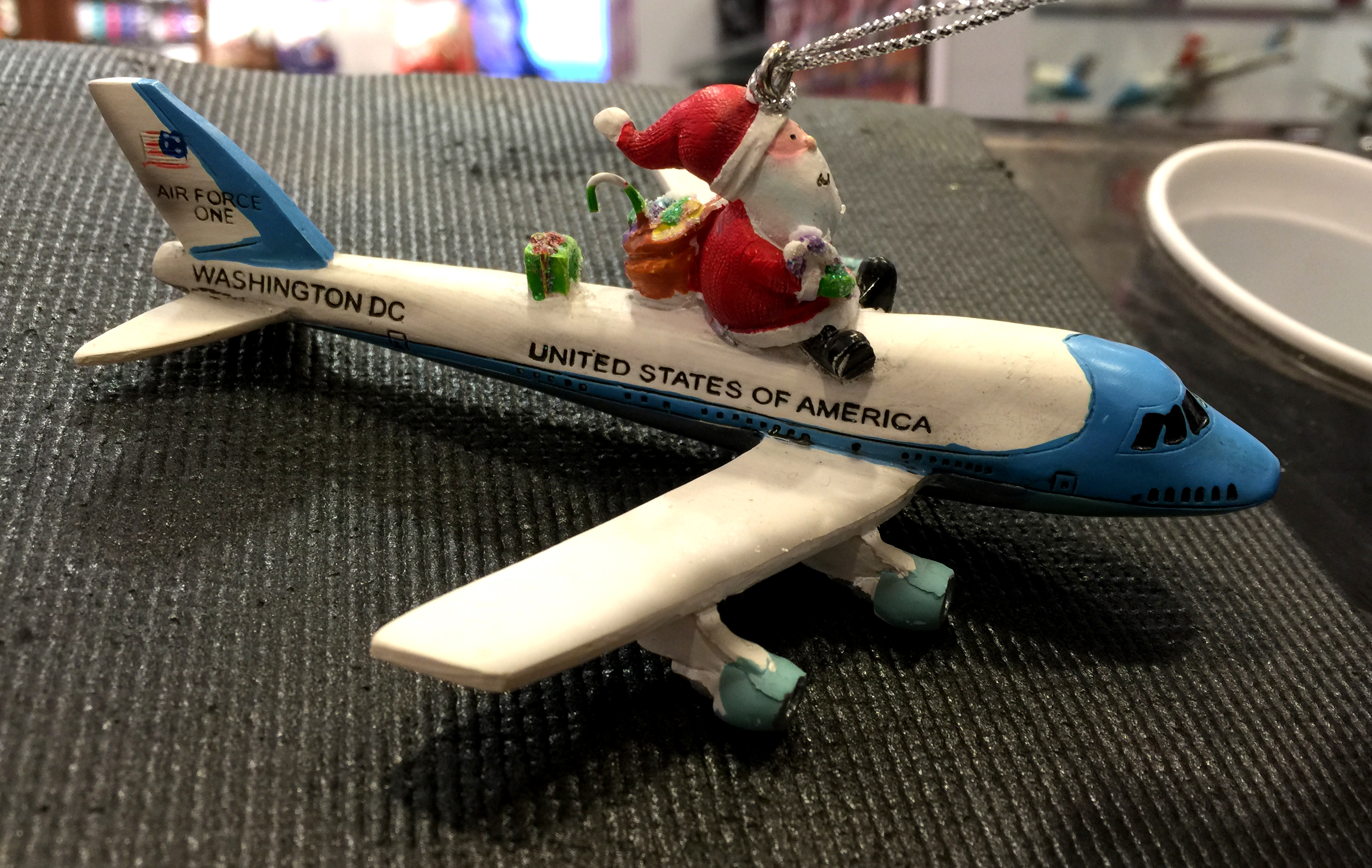 0 a airline z ornament