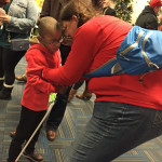 Fantasy Flight 2014 photos -- children playing and celebrating