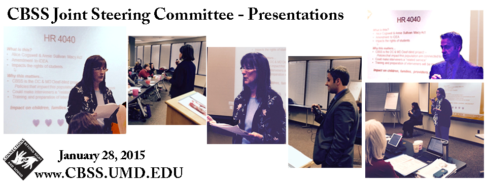 2015 0128 JC mtg collage b Presentations