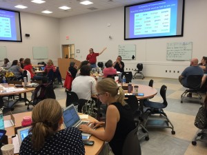 2016 CBSS Summer Institute Thursday